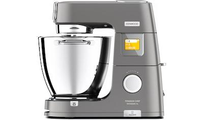 KENWOOD Küchenmaschine »Titanium Chef Patissier XL KWL90.594SI«, 1400 W, 7 l Schüssel,... kaufen