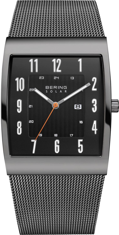Bering Solaruhr »16433-377« | Uhren > Solaruhren | Grau | Bering