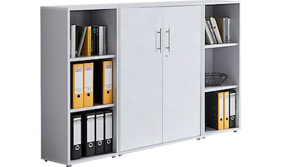 BMG Büro-Set »TABOR 2 niedrig«, (Set, 2 St.) kaufen