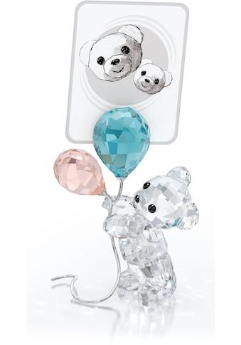 Swarovski Dekofigur »My Little Kris Bear Fotohalter, 5557545«, Swarovski® Kristall mit... kaufen