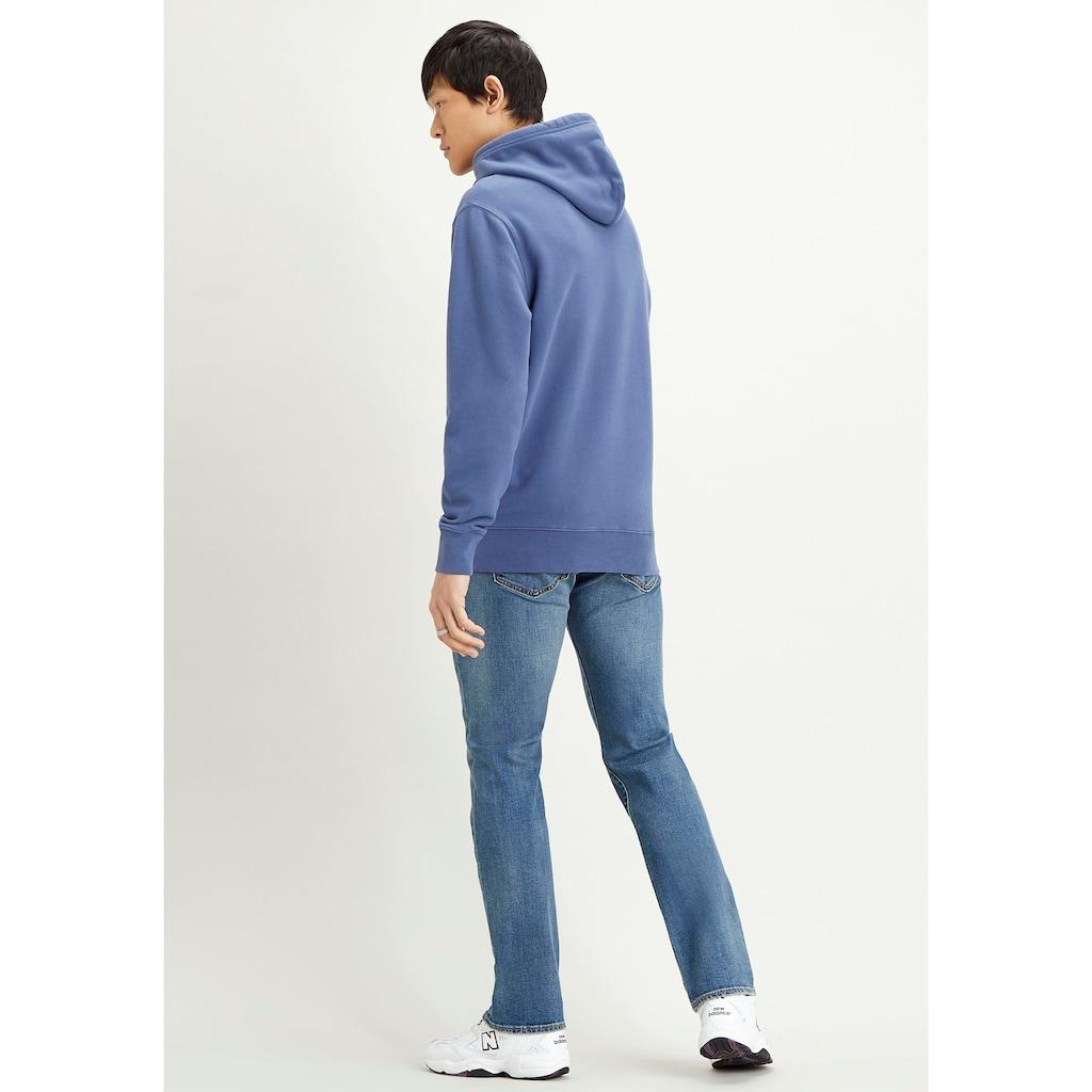 Levi's® Kapuzensweatshirt, mit kleinem Batwing