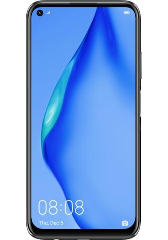 """Huawei Smartphone »P40 lite«, (16 cm/6,4 """", 128 GB Speicherplatz, 48 MP Kamera), 24... kaufen"""