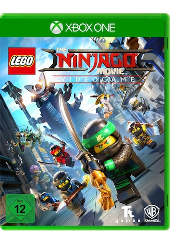 Warner Games Spiel »The Lego Ninjago Movie Videogame«, Xbox One, Software Pyramide kaufen