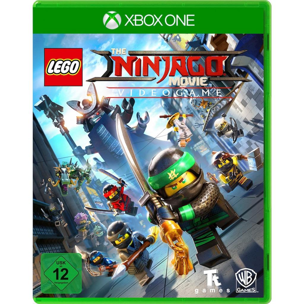 Warner Games Spiel »The Lego Ninjago Movie Videogame«, Xbox One, Software Pyramide