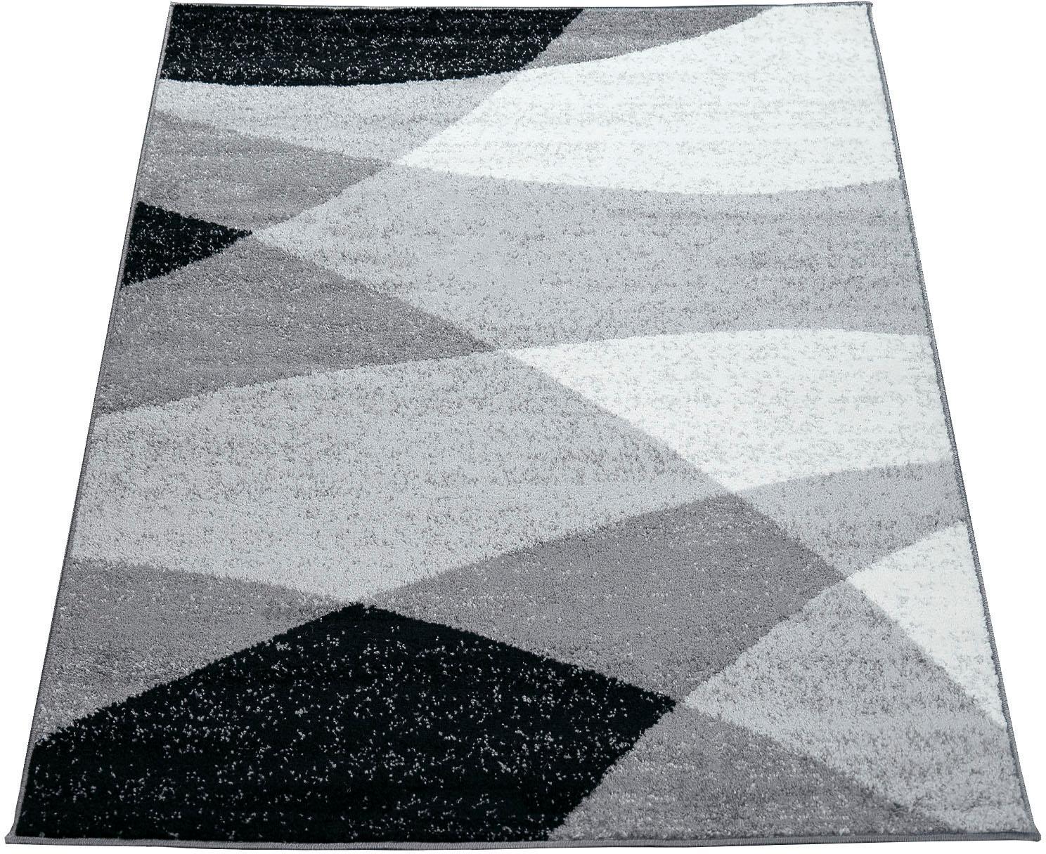 Teppich Fiesta 110 Paco Home rechteckig Höhe 12 mm maschinell gewebt