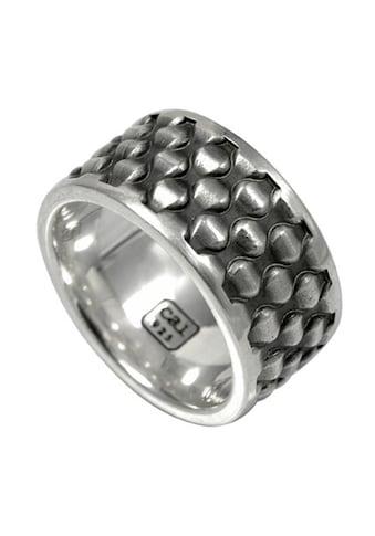 CAÏ Silberring »925/- Sterling Silber oxidiert« kaufen