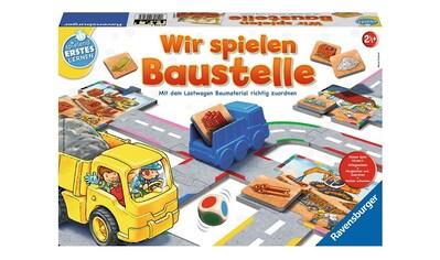 """Ravensburger Spiel, """"Wir spielen Baustelle"""" kaufen"""