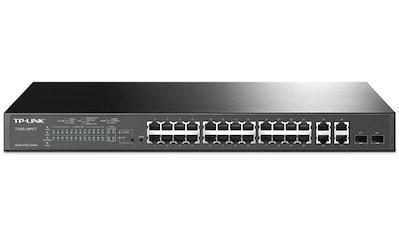 TP - Link Switch »T1500 - 28PCT 24 - Port 10/100 L2 Managed PoE Switch« kaufen