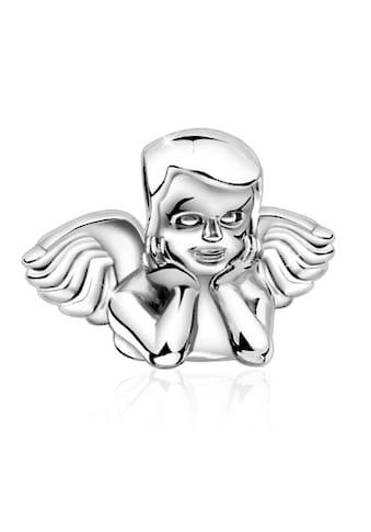 Nenalina Charm - Einhänger »Engelskopf Bead Schutz 925 Silber« kaufen