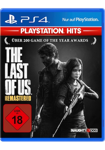PlayStation 4 Spiel »The Last of Us Remastered«, PlayStation 4, Software Pyramide kaufen