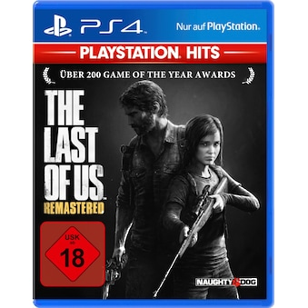 The Last of Us Remastered PlayStation 4 kaufen