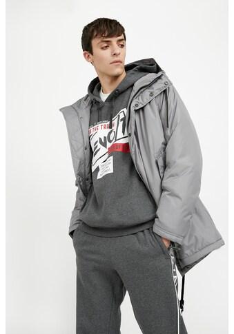 Finn Flare Kurzmantel, mit warmer Kapuze kaufen