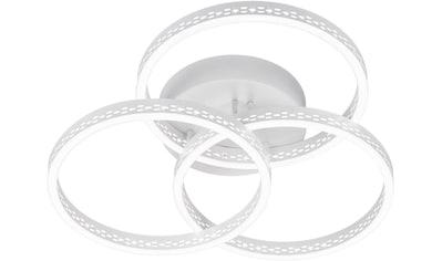 TRIO Leuchten LED Deckenleuchte »Lincoln«, LED-Board, Warmweiß, Switch Dimmer kaufen