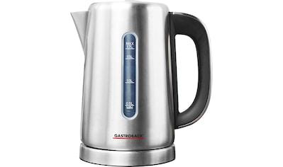 Gastroback Wasserkocher »42441 Design Express«, 1,7 l, 3000 W kaufen