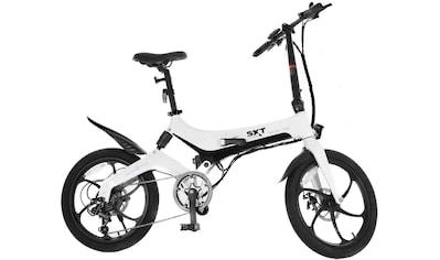 SXT Scooters E-Bike »Velox MAX«, 6 Gang, Heckmotor 250 W kaufen