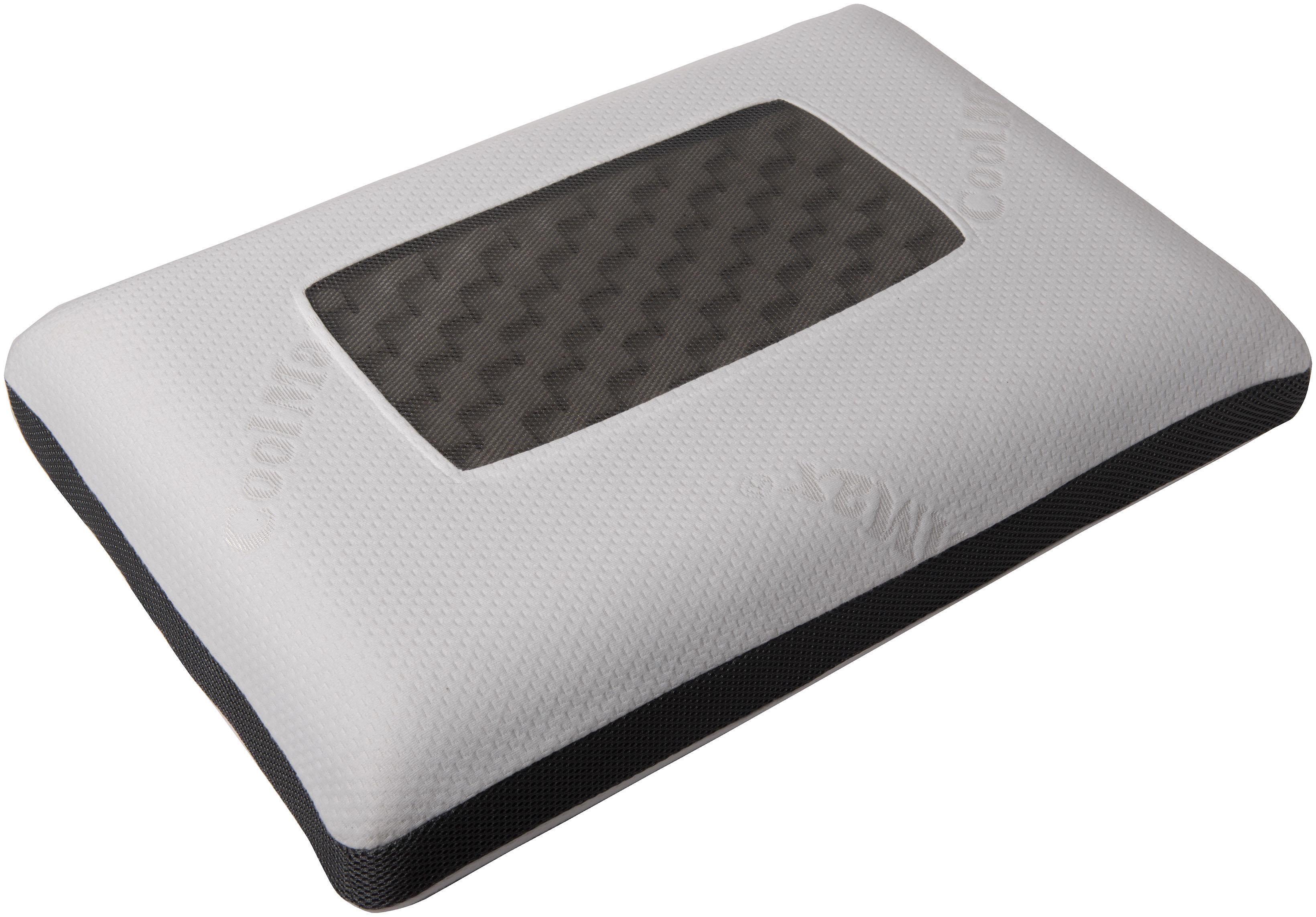 Nackenstützkissen Formio Coolmax KBT Bettwaren Füllung: Mit Füllung