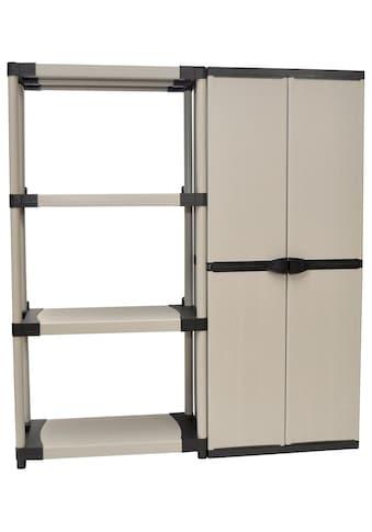 Kreher Werkzeugschrank »Armadio«, (Set), B/T/H: 148x39,5x168 cm, abschließbar kaufen