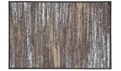 wash+dry by Kleen-Tex Fußmatte »Scratchy«, rechteckig, 7 mm Höhe, Schmutzfangmatte,... kaufen