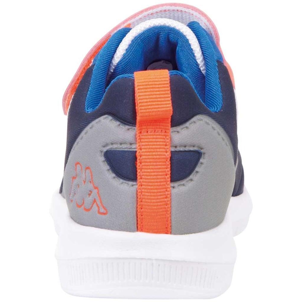 Kappa Sneaker »DURBAN PR KIDS«, in aufregenden Farbkombinationen