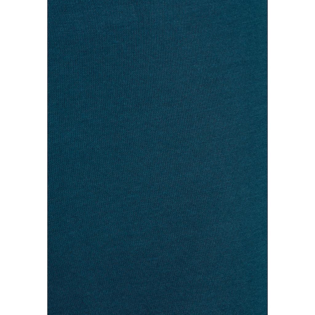 Bench. Boxer, mit kontrastfarbigem Bund