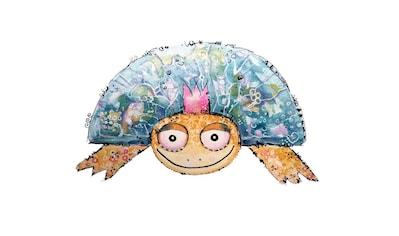 Wall-Art Wandtattoo »Schildkröte Immer mit der Ruhe« kaufen