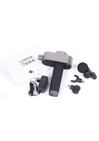 MOTIVE FITNESS by U.N.O. Massagepistole »Muscle-Relax Gun PRO« kaufen