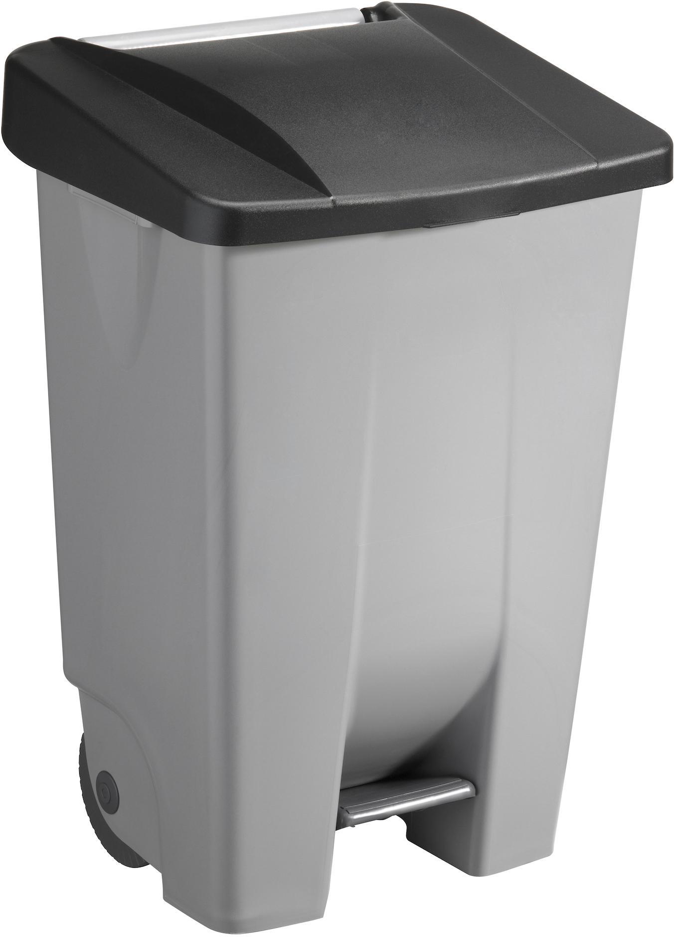 Sunware Mülleimer ´´Basic´´ | Küche und Esszimmer > Küchen-Zubehör > Mülleimer | Schwarz | Kunststoff | Sunware