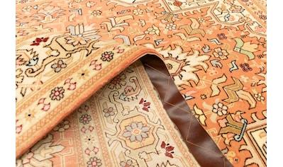 morgenland Teppich »Täbriz 50 Raj Teppich handgeknüpft terrakotta«, rechteckig, 7 mm... kaufen