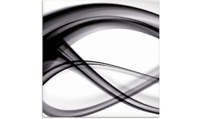 Artland Glasbild »Abstrakte Komposition« kaufen