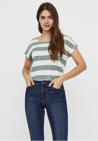 Vero Moda Rundhalsshirt »VMWIDE« kaufen