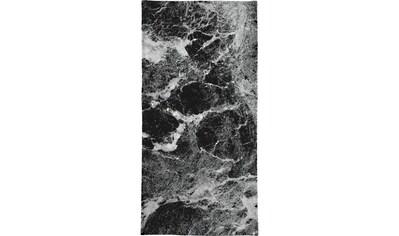 Juniqe Handtuch »Marble«, (1 St.), Weiche Frottee-Veloursqualität kaufen