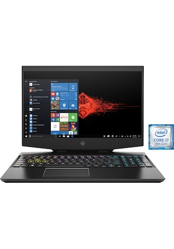 HP Omen 15 - dh0310ng Gaming - Notebook (39,6 cm / 15,6 Zoll, Intel,Core i7,  -  GB HDD, 512 GB SSD) kaufen
