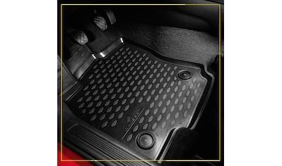 WALSER Passform - Fußmatten »XTR«, für Opel Zafira Tourer (C), 5 Sitze BJ 2012  -  heute kaufen