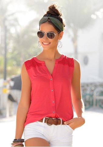 s.Oliver Beachwear Strandtop kaufen