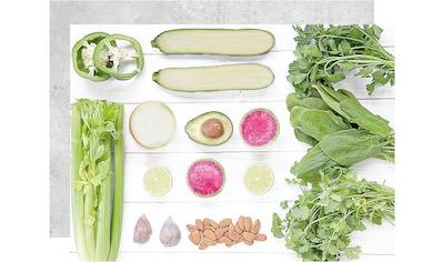 Platzset, »3955 DELIKATESSEN  -  Gemüse«, APELT (Set, 4 - tlg.) kaufen
