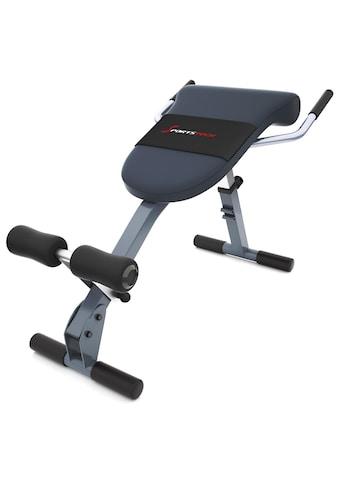 Sportstech Rückentrainer »BRT200«, 3in1 Rückentrainer und Bauchtrainer, klappbar kaufen