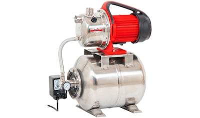 GRIZZLY Hauswasserwerk »HWW 3819 Inox«, 3.800 l/h max. Fördermenge kaufen