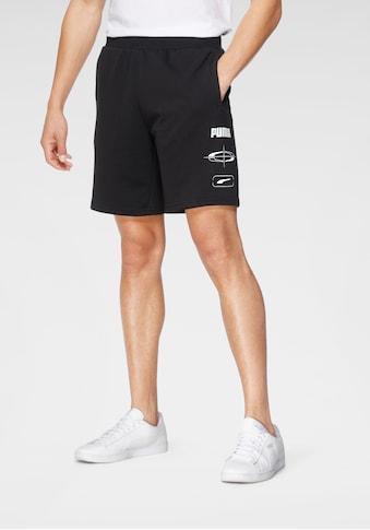 "PUMA Sweatshorts »Rebel Shorts 9""« kaufen"