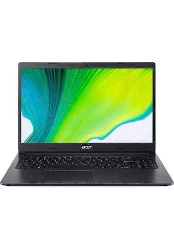 Acer Aspire 3 A315 - 23 - R780 Notebook (39,62 cm / 15,6 Zoll, AMD,Ryzen 3, 256 GB SSD) kaufen