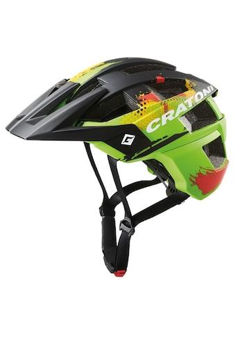 Cratoni Mountainbikehelm »MTB-Fahrradhelm AllSet«, Reflektoren kaufen