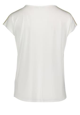 Betty&Co Rundhalsshirt »mit Aufdruck« kaufen