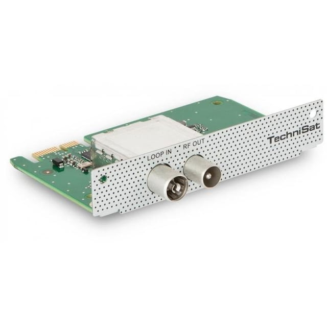 TechniSat Erweiterungsmodul DVB-T/C für TechniCorder ISIO STC »DoppelTuner-Modul TC«