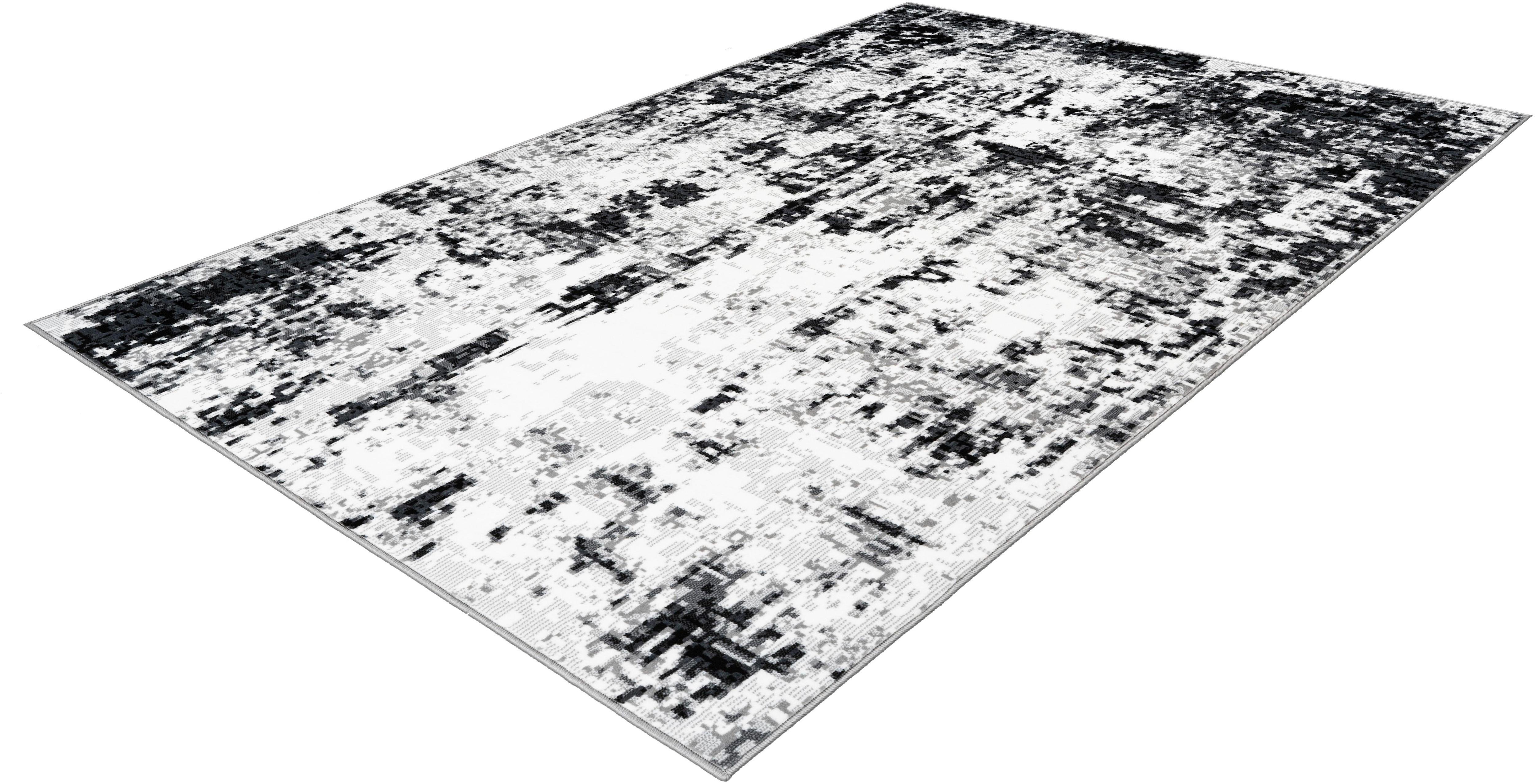 Teppich Lissy 125 calo-deluxe rechteckig Höhe 10 mm maschinell gewebt
