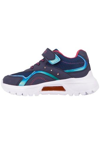 Kappa Sneaker »BESS K«, mit cooler Blinkfunktion<br /> kaufen