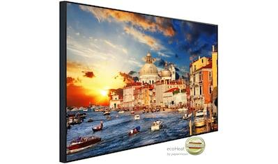 Papermoon Infrarotheizung »Venedig Sonnenuntergang«, sehr angenehme Strahlungswärme kaufen