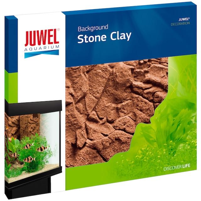 JUWEL AQUARIEN Aquarienrückwand »Stone Clay«, BxH: 55x60 cm