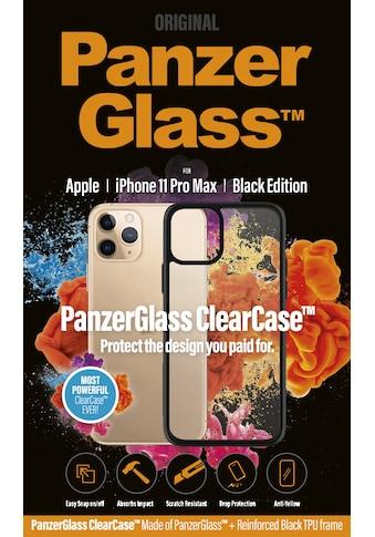 PanzerGlass Handyhülle »ClearCase mit Blackframe für iPhone 11 Pro Max«, Cover kaufen