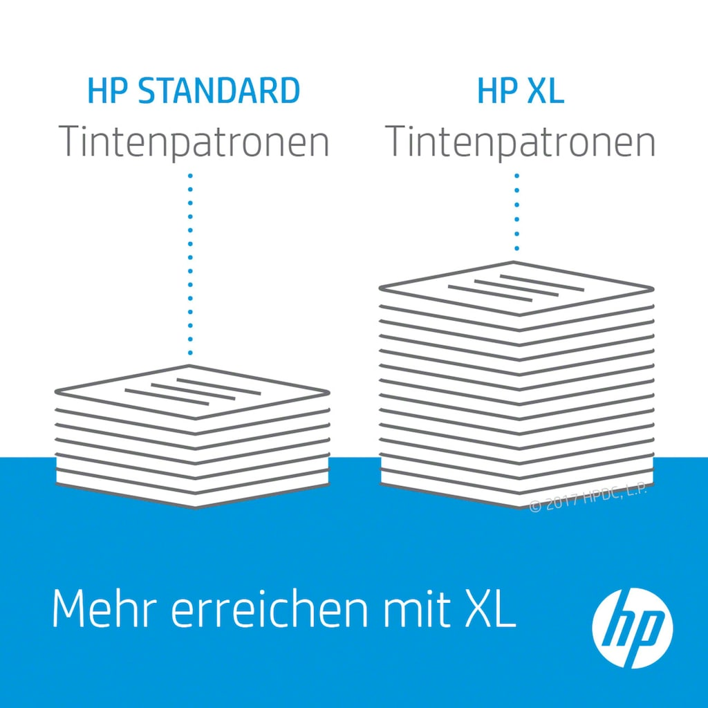 HP Tintenpatrone »hp 951 Original Magenta«, (1 St.)