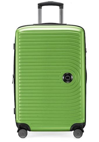 Hauptstadtkoffer Hartschalen-Trolley »Mitte, 68 cm, apfelgrün«, 4 Rollen kaufen