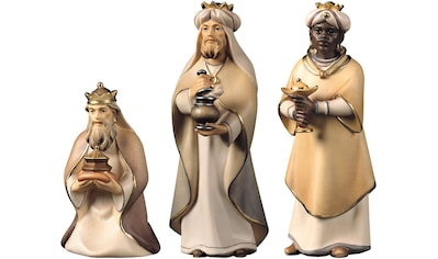 ULPE WOODART Krippenfigur »Heilige Drei Könige«, zur Komet Krippe, Handarbeit kaufen